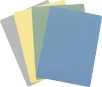 Tapis de découpe Steuber, jeu de 4 couleurs