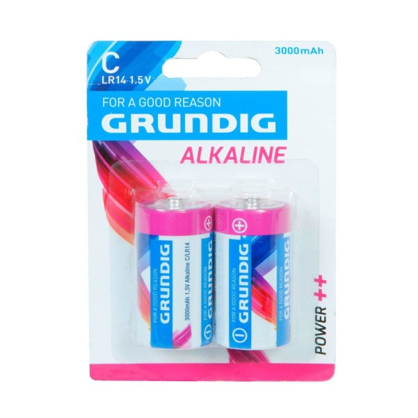 Batterie alcaline Grundig Baby C