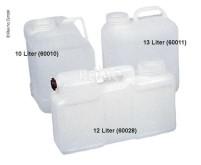 Weithals Wasserkanister - 12L
