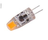 Ampoule LED G4, 1,5W, 100 lumen