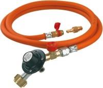 Détendeur de gaz GOK avec tuyau et pièce de transition