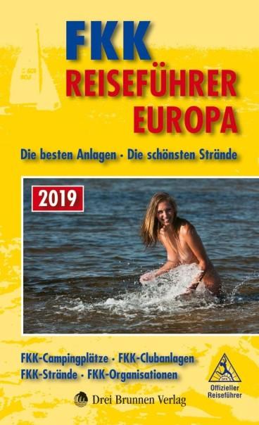 FKK Reiseführer Europa 2019