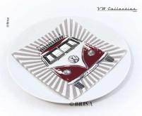 """Serviettes de table de la collection VW """"SAMBA STRIPES"""", 20 pièces."""