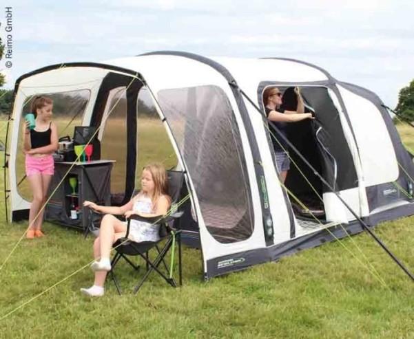 Tente familiale AIREDALE 5, 300x505x210cm, tubes coulissants
