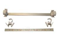 LED Markisenleuchte 500mm 30 SMD 6W mit Kabel/Stec ker IP65, 480lm