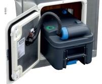Kit de ventilation SOG C220 pour panneau latéral gris clair