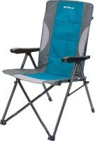 Berger chaise pliante Siena en chaise pliante look bleu