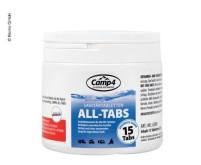 Sanitärkonzentrat, 15 Tabletten