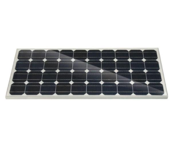 Solarmodul 100 Watt CB-100, 1315x545x35mm, monokri stallin, 8,2 kg