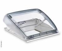 Mini Heki Style 40x40 kleine Dachluke mit grosser Lichtausbeute