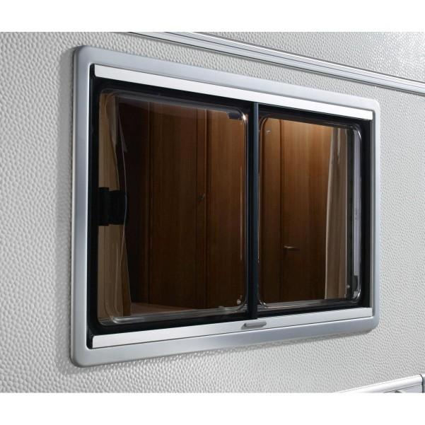 Das S4-Schiebefenster 130 x 55 cm