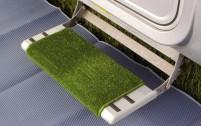 Fiamma Clean Step grün