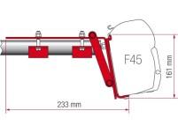 Fiamma Halterung Kit Roof Rail F45 / F70