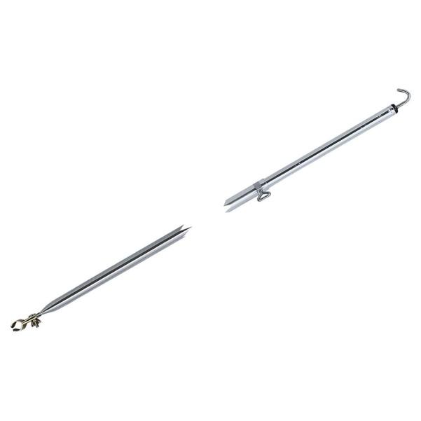 Barre de crochet de toit Berger 32 x 1 mm | aluminium