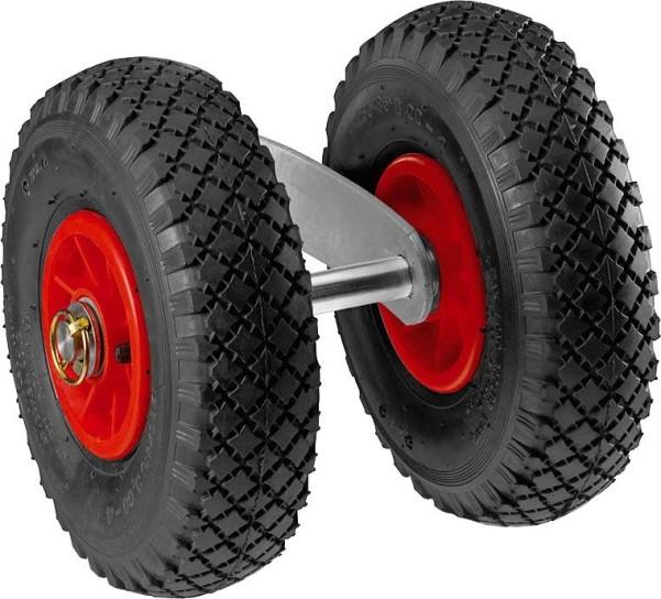 Reich Doppelstützrad Umbausatz Easy-Wheel-Set
