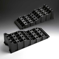 Cales étagées XL 5t par roue jeu de 2