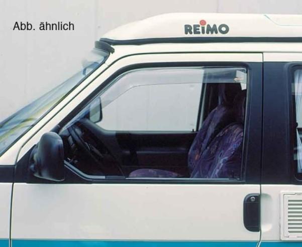 Windabweiser Fahrer/Beifahrertür für VW-T2 Bj.1968-78