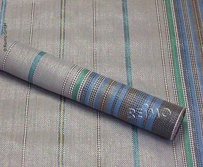 Zeltteppich Arisol Standard, grau, 2,5x6,0m
